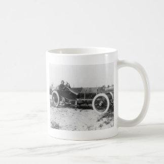 Early Race Car, 1913 Basic White Mug