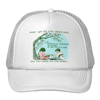 Early Reading Hats