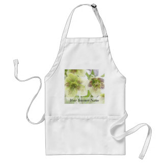 Early Spring Blooms - Hellebores Aprons