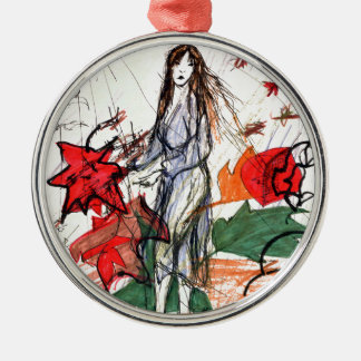 Early Spring Christmas Ornament