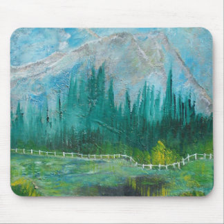 Early Spring Mouse Pad