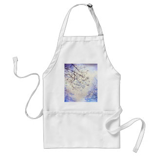 Early Spring Night Standard Apron
