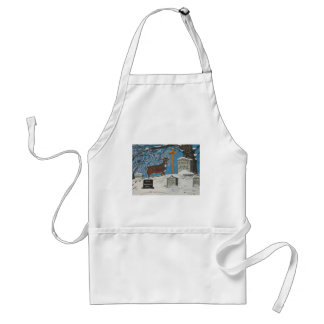 Early Spring Standard Apron