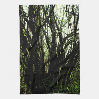 Early Spring Kitchen Towel