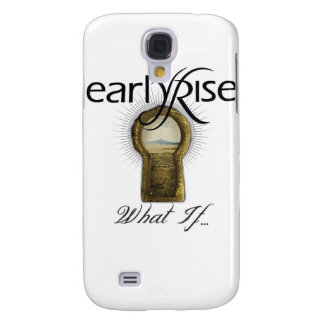 """EarlyRise """"What If"""" Design 1 HTC Vivid Covers"""