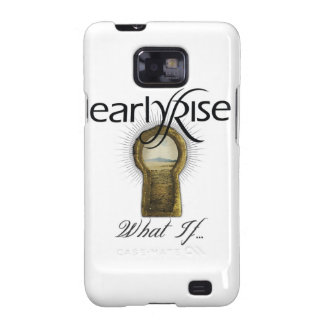 """EarlyRise """"What If"""" Design 1 Galaxy S2 Cases"""