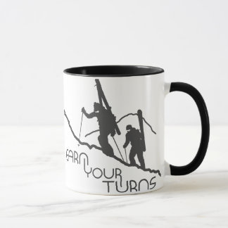Earn Your Turns Mug
