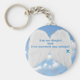 Earned WIngs Key Ring