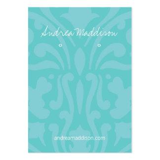 Earring Holder - Business Card |dmsk2bl