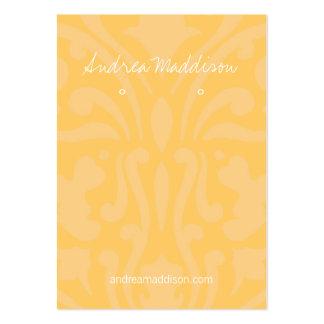 Earring Holder - Business Card  dmsk2pe