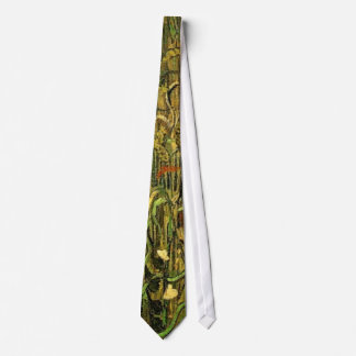 Ears of Wheat Van Gogh Fine Art Tie