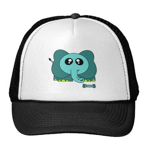 Ears Pudgie Pet Mesh Hats