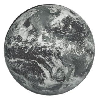 Earth 14 plate