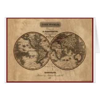Earth 1823 card