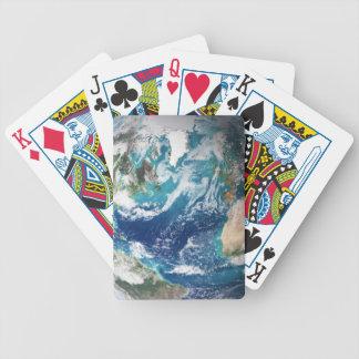 Earth 2 poker deck