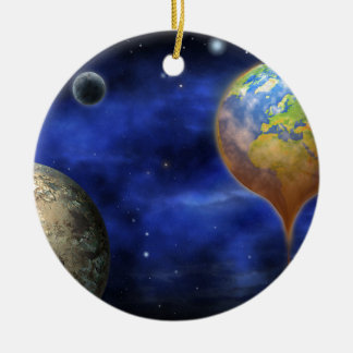 earth-366722  earth global warming climate emissio round ceramic decoration