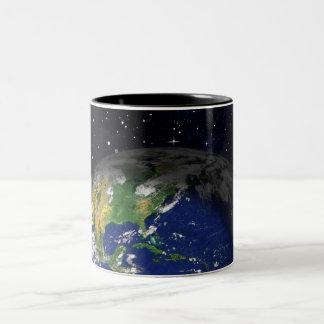 earth-422754 DIGITAL REALISM earth globe space uni Mug