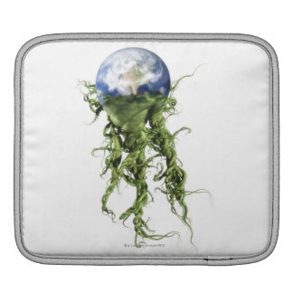 Earth 5 iPad sleeve