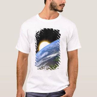 Earth and a Bright Star T-Shirt