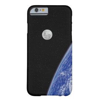 Earth and Moon 2 Barely There iPhone 6 Case