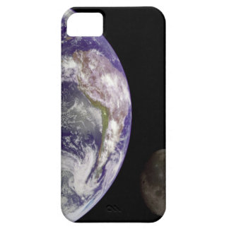 Earth and Moon Barely There iPhone 5 Case