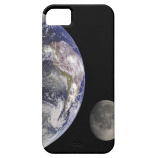 Earth and Moon Case For The iPhone 5