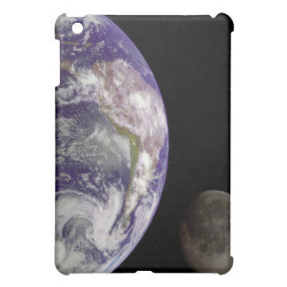 Earth and Moon Cover For The iPad Mini