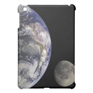Earth and Moon iPad Mini Case