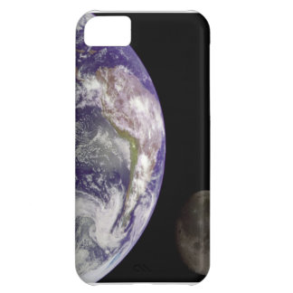 Earth and Moon iPhone 5C Case