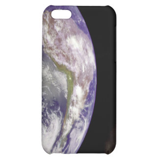 Earth and Moon iPhone 5C Covers