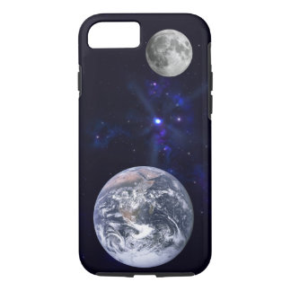 Earth and Moon iPhone 7 Case