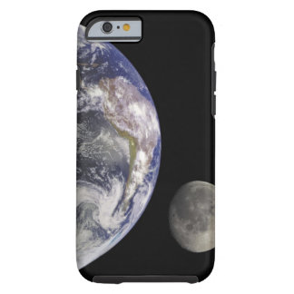 Earth and Moon Tough iPhone 6 Case