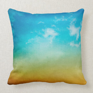 Earth and Sky Pillow