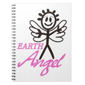 Earth Angel Notebook
