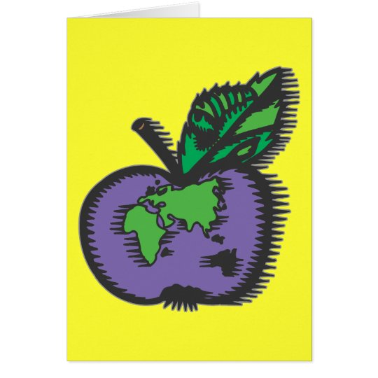 Earth Apple Card