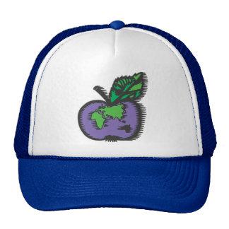 Earth Apple Mesh Hat