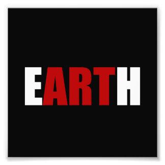 Earth Art Photo