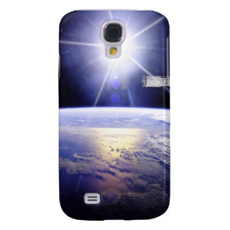 Earth as Seen from the Space Station Galaxy S4 Case