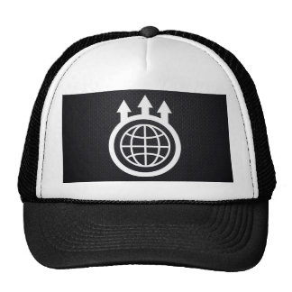 Earth Atmospheres Pictograph Cap