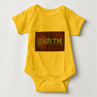 EARTH BABY BABY BODYSUIT