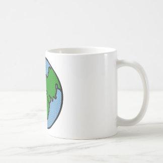 Earth Basic White Mug