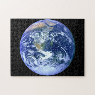 Earth Blue Marble Jigsaw Puzzle