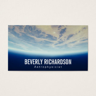 Earth Business Card