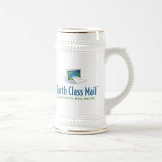 Earth Class Mail Beverage Stein Coffee Mug