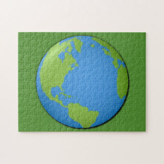 Earth Classic 3D Jigsaw Puzzle