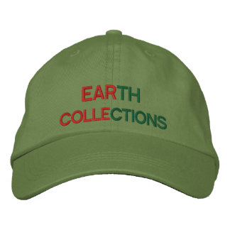 Earth Collections Embroidered Hats For All