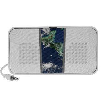 Earth Cross Speaker System