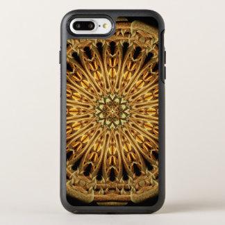 Earth Crystal Mandala OtterBox Symmetry iPhone 7 Plus Case