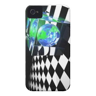 Earth Cube BlackBerry Case