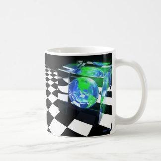 Earth Cube Mug